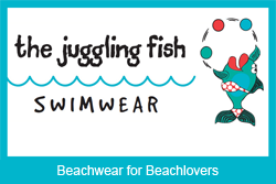 Juggling Fish Swimwear